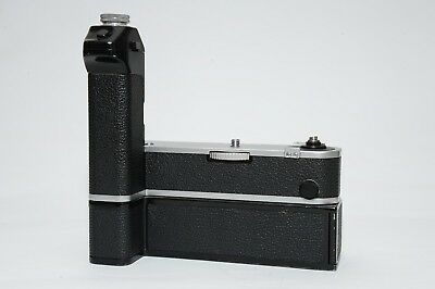 Nikon MB-1 Battery Pack & MD-2 Motor Drive for F2