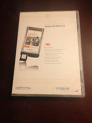 CINGULAR OPTION GT MAX 3.6 DRIVERS PC