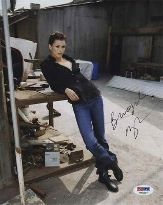 BRIDGET MOYNAHAN BLUE Bloods Autographed Signed 8x10 Photo Certified