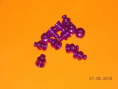 Tobacco Pipes 1 Anodized Purple Pyramid Mouthpiece parts /& accessories -
