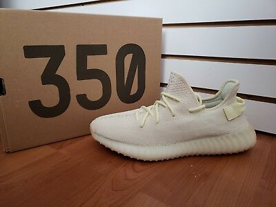 NEW DS Adidas Yeezy Boost 350 V2 Butter F36980 Kanye West