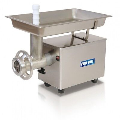 Pro-Cut 430 Lb Commercial Electric Industrial Meat Grinder Kg-12-Fs