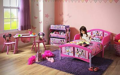 MINNIE MOUSE TODDLER Beds Kids Bedroom Furniture Disney ...
