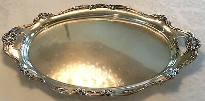 Large Waiter Tray Chantilly-Countess Sterling Silver by Gorham INSANELY LARGE