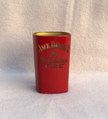 Jack Daniel's Tennessee Fire Bright Shot Glass 2cl