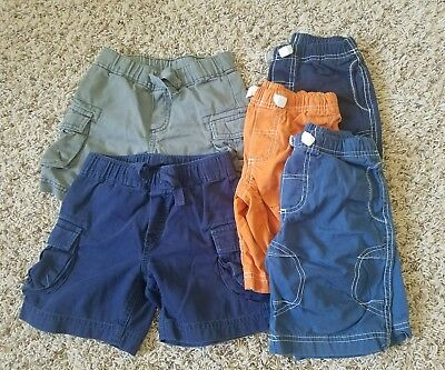 Boys Hanna Andersson Shorts lot size 90