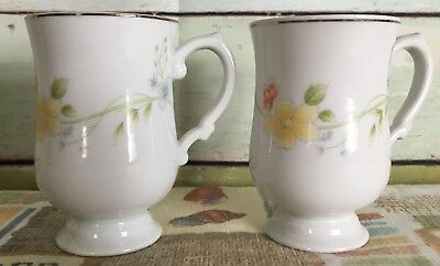 Fine China of Japan ANNABELLE # 5005 - 2 TEA CUPS/COFFEE CUPS