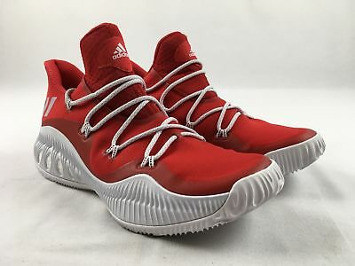 promo code 25e3a dce5a NEW adidas - Red Basketball Shoes (Men s Multiple Sizes)