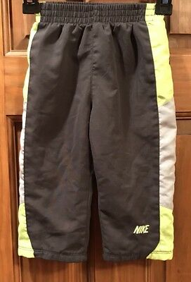 NIKE GRAY SWEAT Pants jogger Infant size 12 months $12.00