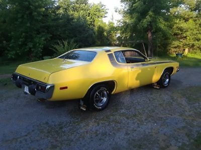1973 Plymouth Road Runner  roadrunner