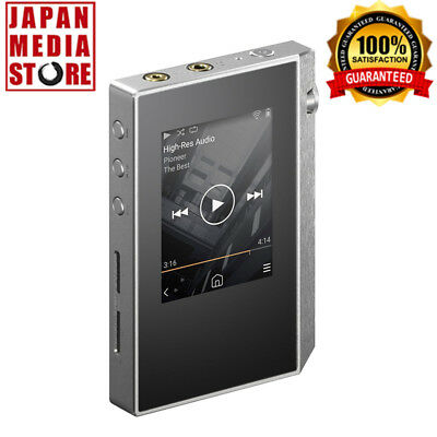 Pioneer XDP-30R XDP-30R(S) Digital Audio Player Private High Resolution Silver