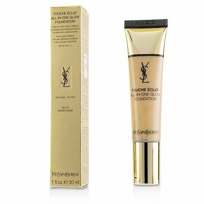Yves Saint Laurent Touche Eclat All In One Glow Fdn SPF23