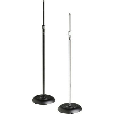 Atlas Sound Vintage Table Round Mic Stand 6 Quot 23 79