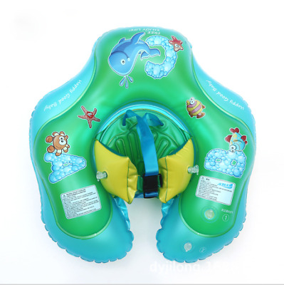 Kids Inflatable Float Swimming Ring Swim Trainer Safety Aid Water Pool Toy HOT