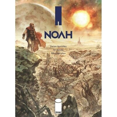 Noah Special Signed & Numbered Edition Hardcover Edition