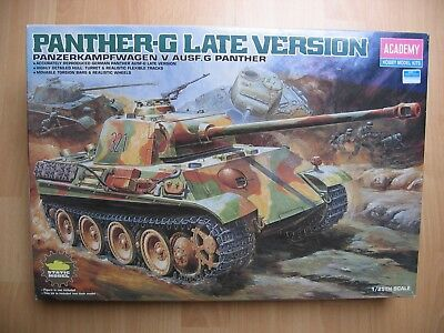 ACADEMY 1/25 Panther-G Late Version # 13018