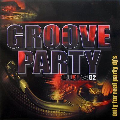 "Various - Groove Party Cuts 2 Vinyl 12"" 0714986"