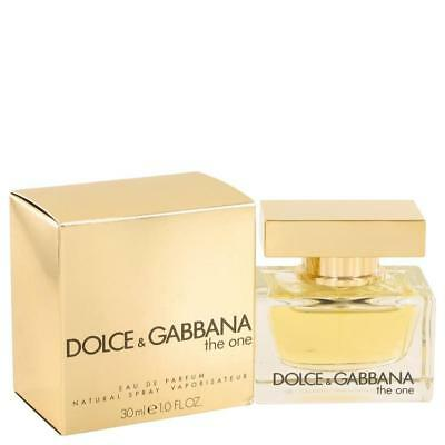 Perfume Mujer The One by Dolce & Gabbana Eau Parfum Spray 1 oz women fragrance