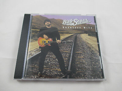 Bob Seger & the Silver Bullet Greatest Hits CD