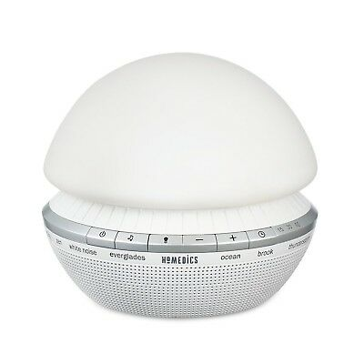 White Noise Sound Machine   Portable Sleep Therapy for Home, Office, Baby &