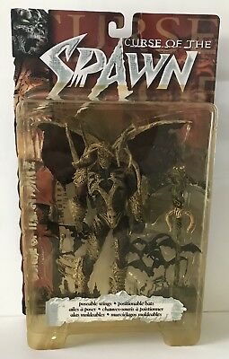 Curse of the Spawn | Curse Of The Spawn 2 Figur | Rarität | Neu | 1998