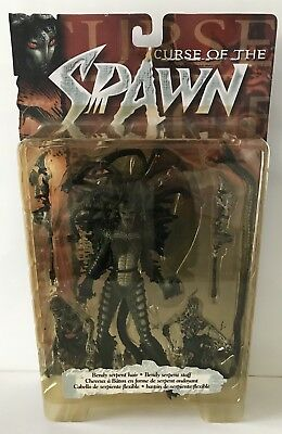 Curse of the Spawn | Medusa Figur | Rarität | Neu | 1998