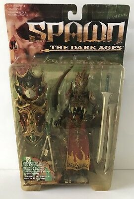 Spawn The Dark Ages | Mandarin Spawn Figur | Rarität | Neu | 1999