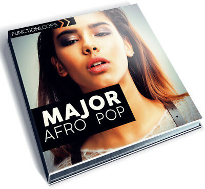 MAJOR AFRO POP Construction Kits | Pop Vocal Loops, Melodies, Drums, MIDI files,