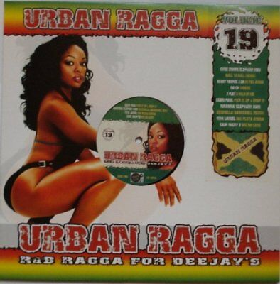 "Various - Urban Ragga Volume 19 Vinyl 12"" 0714990"