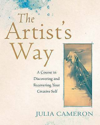 The Artist's Way by Julia Cameron (Paperback) Book