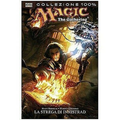 Balloon Panini Comics COLLECTION 100% Magic the Gathering LA FLYING WITCH