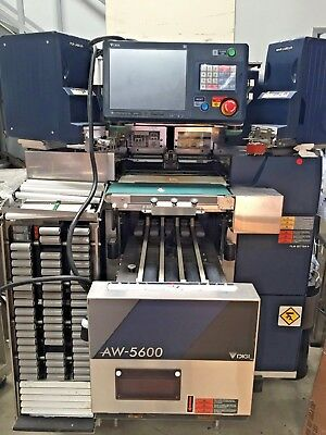 DIGI AW-5600 Wrapping and Labeling Machine
