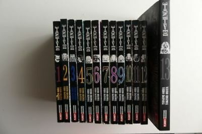 Death Note 1/13 Completa - Panini Comics