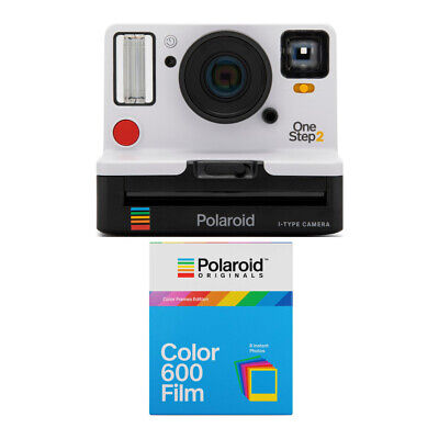 Polaroid Originals 9008 OneStep2 VF Instant Film Camera with Color 600 Film