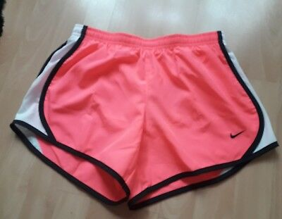 Girl's NIKE Running Sport SHORTS  Training Gym Holiday 12 to 13 years large