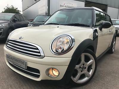 2008 MINI Clubman 1.6 TD Cooper D Estate 4dr Diesel Automatic ONE FORMER OWNER