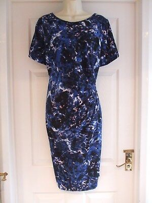 e6fa2e3549c w Womens Size 20 Dress WORK OFFICE PARTY SUMMER Ladies SMART FORMAL EVENING
