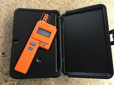Delmhorst HT-3000W/CS HT-3000 Digital Thermo-Hygrometer with out Case