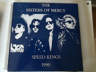 The Sisters of Mercy Speed Kings 1990 part 2 Vinyl