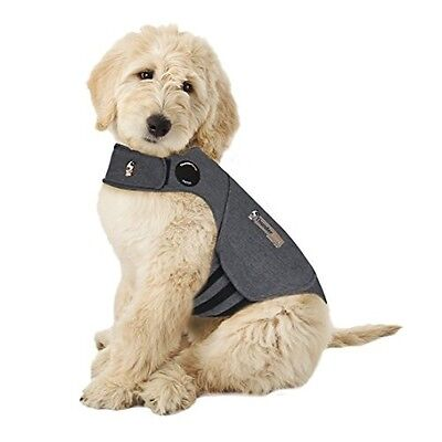 Thundershirt - Solution for Dog Anxiety - Gray - LARGE 41-64lbs