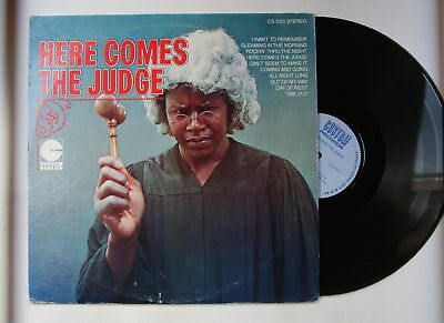 Unknown Artist Here Comes The Judge US LP 1968 R & B Soul