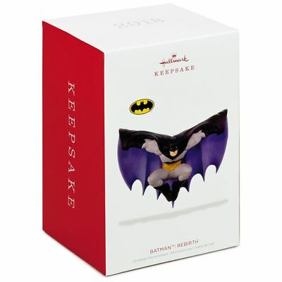 Hallmark Keepsake 2018 Batman™: Rebirth Ornament