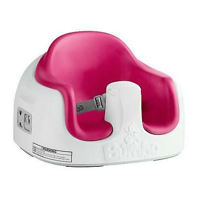 Bumbo Multi Seat - Adjustable Baby Seat With Tray (Magenta) Free Shipping!
