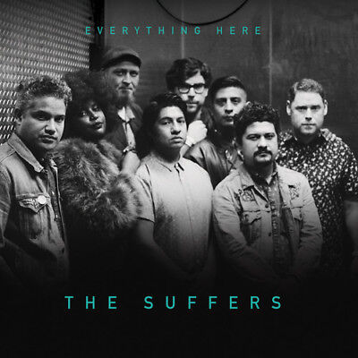Suffers - Everything Here [New CD]