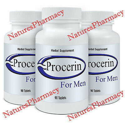 Hair Growth Pills for Men~Clinically Proven~Ships Right Away