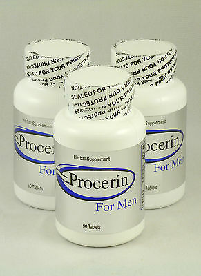 Hair Loss Vitamins for Men~Clinically Proven~Ships Right Away