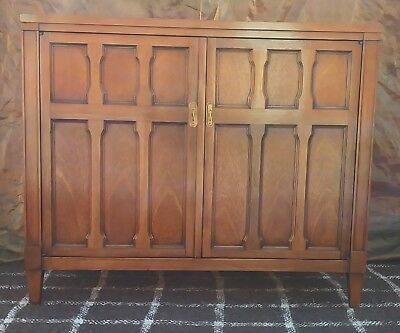 Vintage Drexel Mahogany Triune Collection 585-407-2 Buffet 3/ 1964