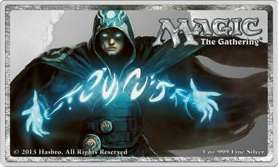 Niue 2014 $2 Magic the Gathering - Jace the Mind Sculptor 1 Oz Silver Proof Coin