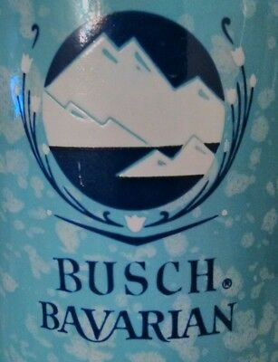 Busch Bavarian Tall Beer Tankard Mug Stein Excellent Condition