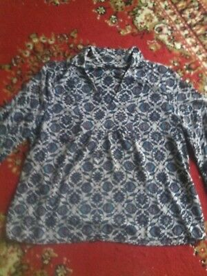 Maternity Blouse Size 20 by EMERGE